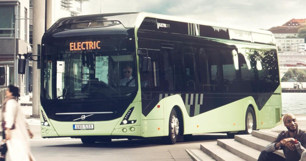 autobus ibridi volvo 7900 in Polonia